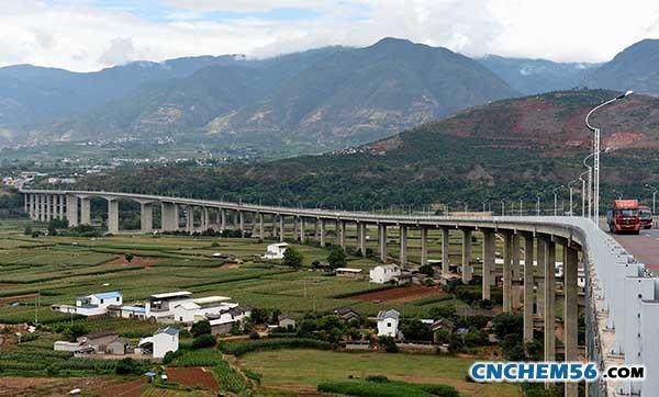 云南高速公路通车里程今年将突破4000公里(图)